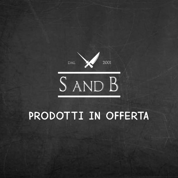 Prodotti in offerta presso il negozio SandB